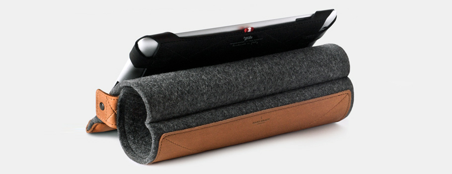 Hard Graft: Title iPad Case - Heritage